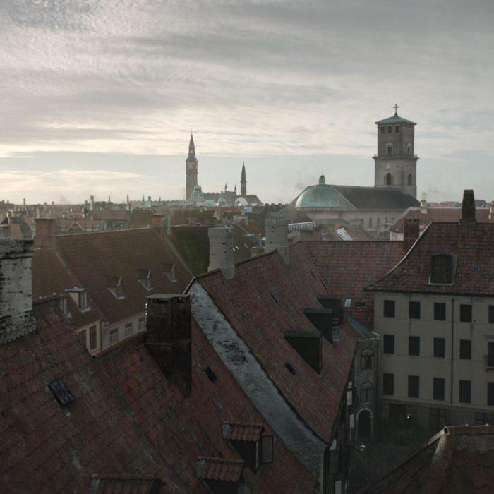 Lykke Per | DMP | rooftops